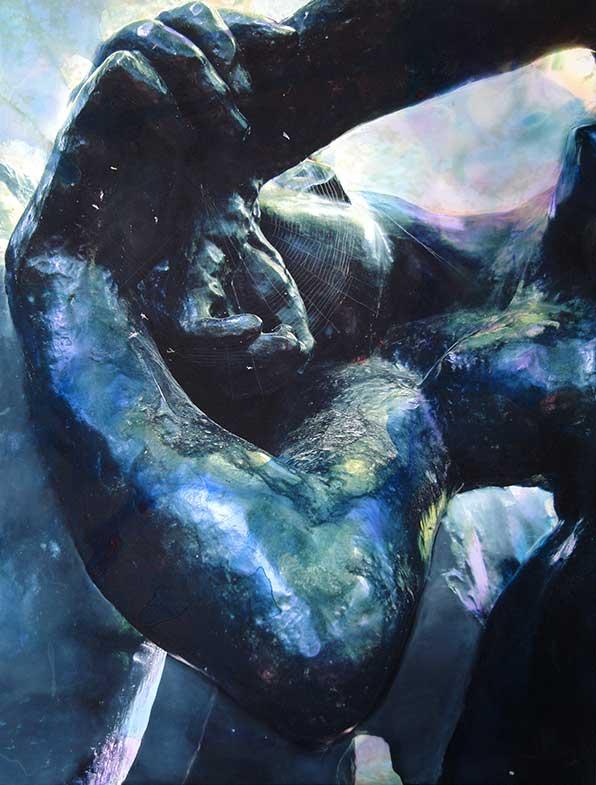 Rodin (89cm x 116cm) - 2009