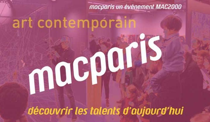 Exposition à MAC Paris 2013 : du 28 novembre au 1er décembre 2013