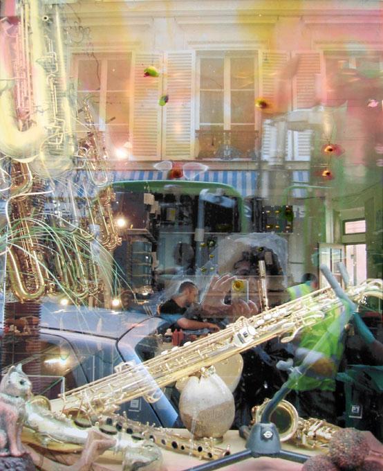 Artisan Musique (65cm x 50cm) - 2008