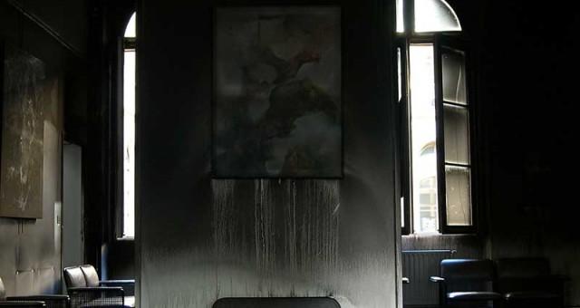 Les brûlés : quand les toiles s'enflamment, en 2005...
