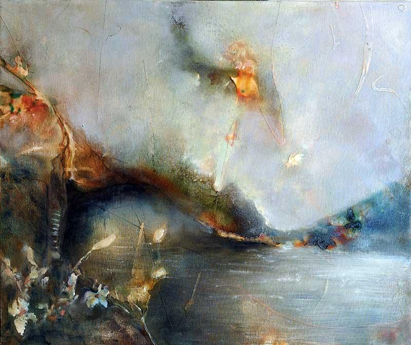 Paysage (92cm x 73cm) - 2000