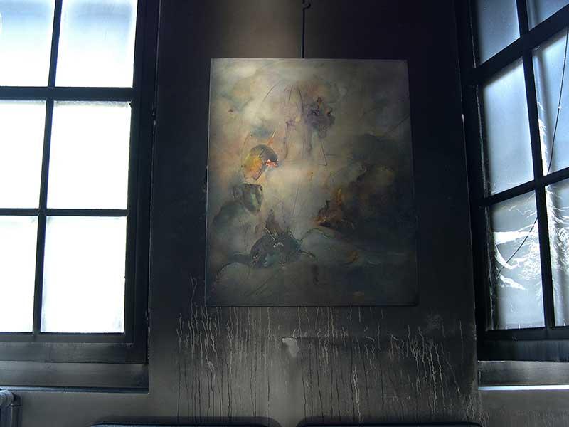 Rescapé (72cm x 52cm) - 2005