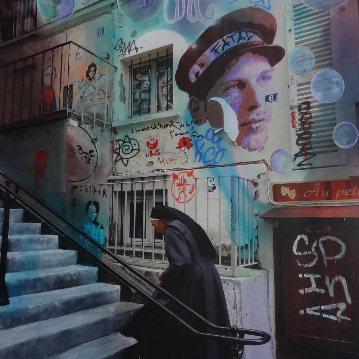 2015-2016 : Tags et Street Art